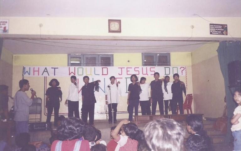 Sunday school Camp