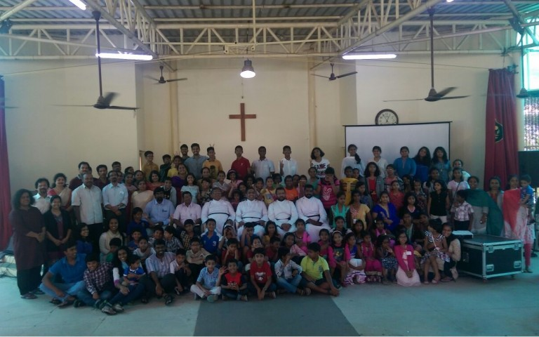 Sunday School Camp
