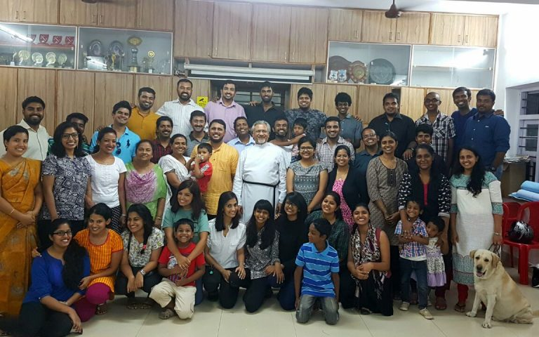 Rev. Saju Samuel Send off-Youth