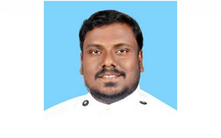 Rev. Santhosh John