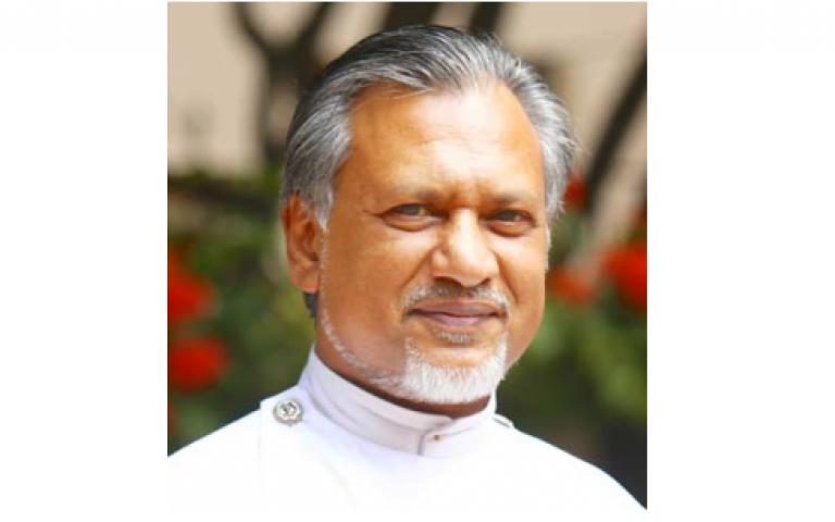 Rev. Dr. Sham P. Thomas