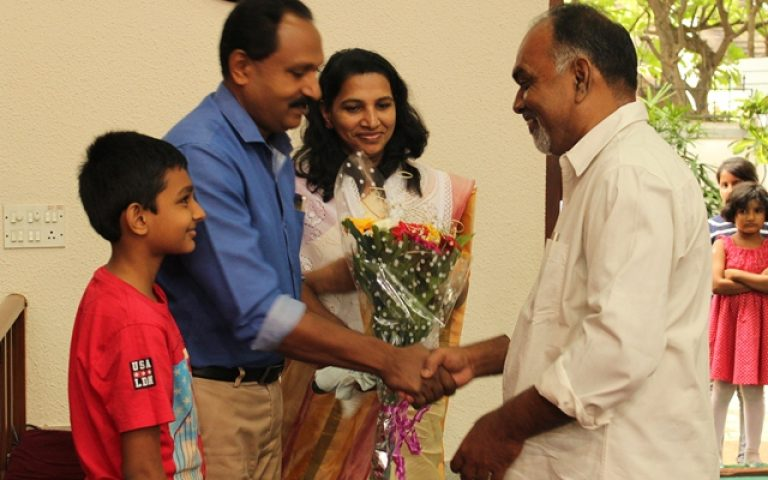 Head Master Felicitated