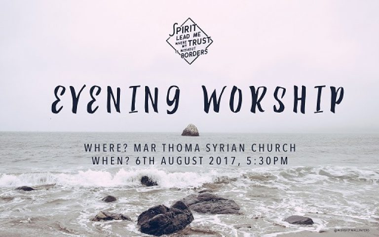Evening Worship-Aug 06