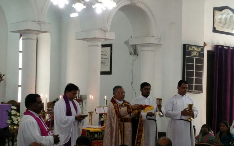 Worship at CSI Church