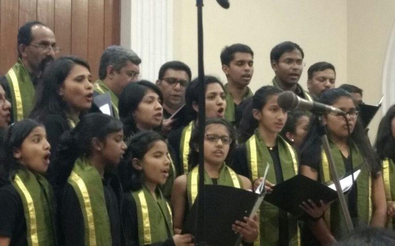 Our Choir @ Wesley Church