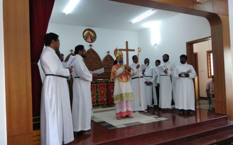 Dedication – Worship Centre, Hosur