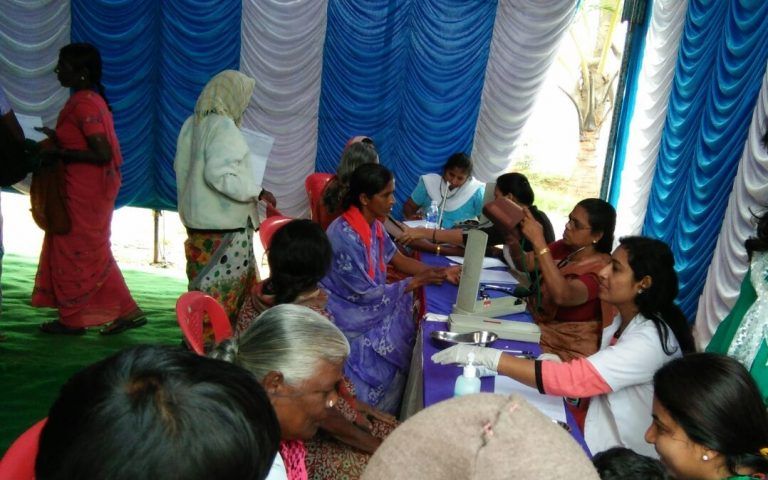 Medical Camp, Hosur
