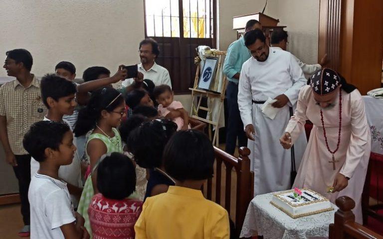 Thirumeni's birthday celebration